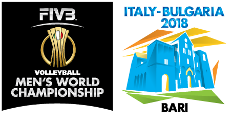 Mondiale Volley Maschile 2018
